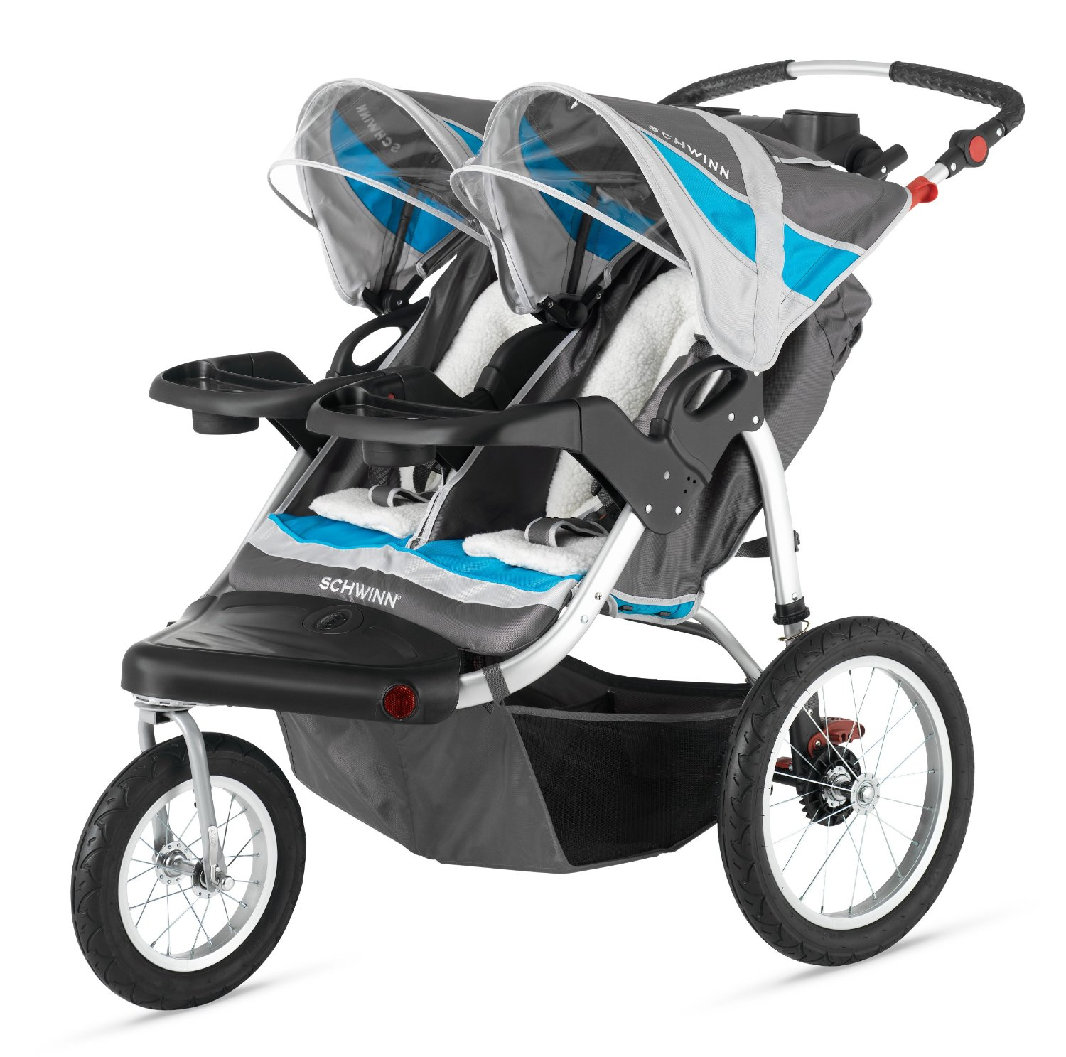Schwinn Turismo Swivel Double Jogger Review