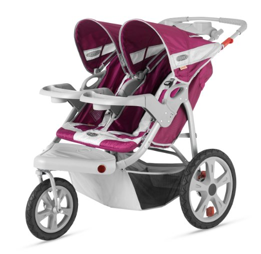 InStep Safari Double Swivel Stroller Review