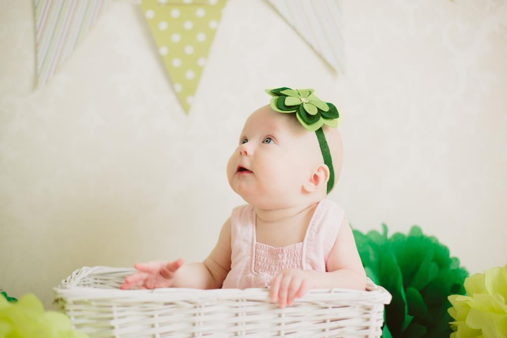 How to prepare for your baby's first-ever photo shoot guide