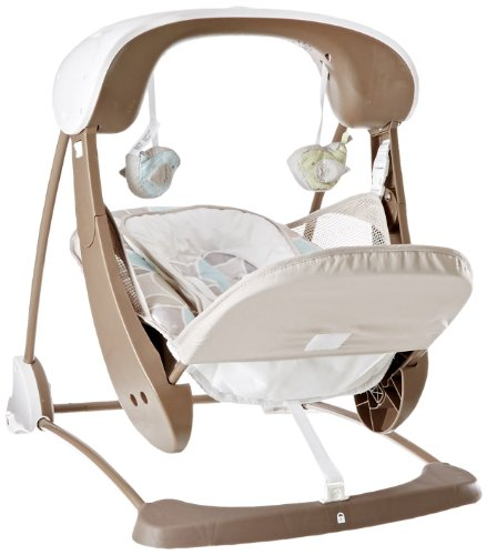 Fisher-Price Deluxe Take Along Swing and Seat Review