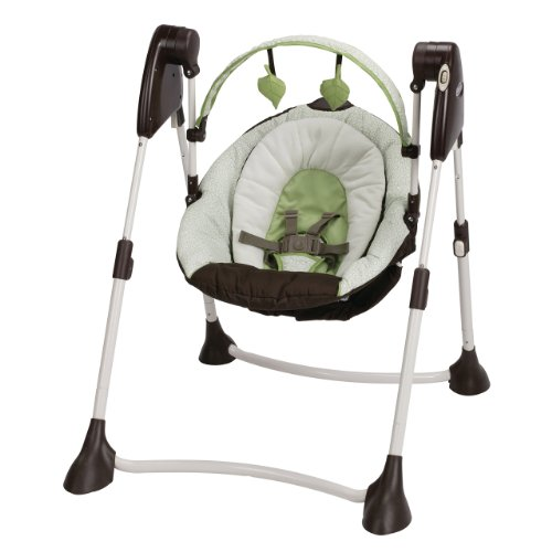Graco Swing By Me 2-in-1 Portable Swing Review