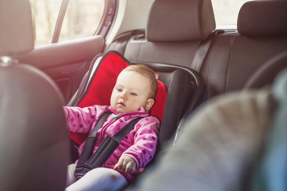 Tips on taking babies to long drives