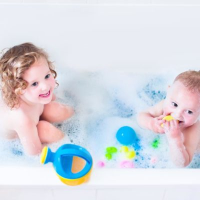 Ideas for first time parents on cleaning the baby