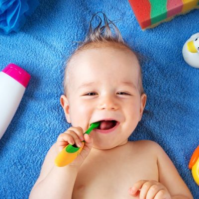 How do I know if my baby is teething ?