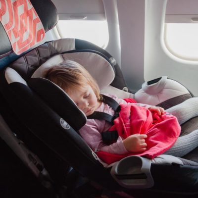 How old does a baby have to be to fly?